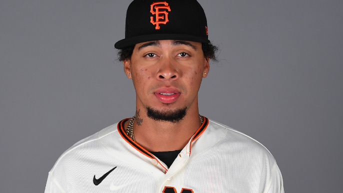 Young Giants pitcher tests positive for coronavirus