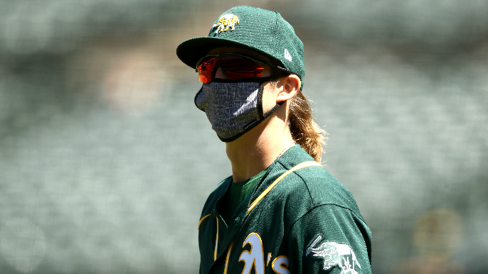 A's 'livid' at MLB over team workout being held up by test result delay [report]