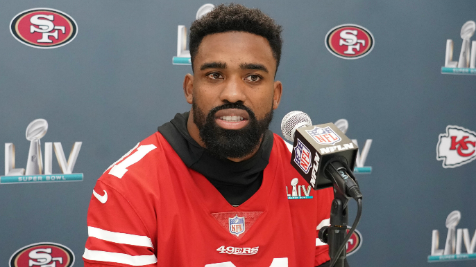 Murph Raheem Mostert Has Pitted Himself Against Cold Cruel Nfl Reality