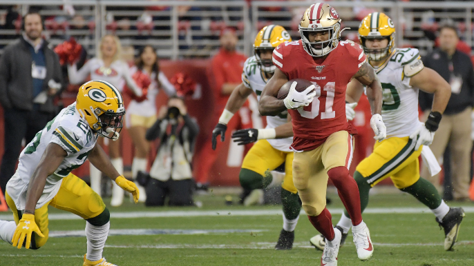 Matt Maiocco explains why 49ers will hold firm on Raheem Mostert contract