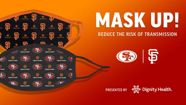 Enter for a chance to MASK UP!