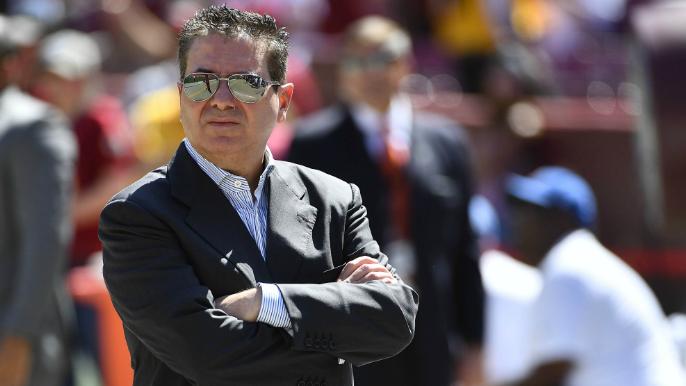 Washington NFL team doesn't seem close on new name, has bizarre plan for 2020 uniforms