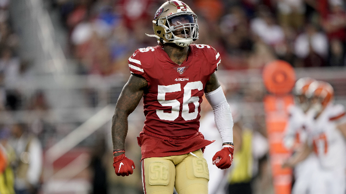 Who 49ers would cut if NFL takes massive impending losses over next two years