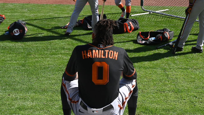 Why Giants traded Billy Hamilton for a 'real prospect'