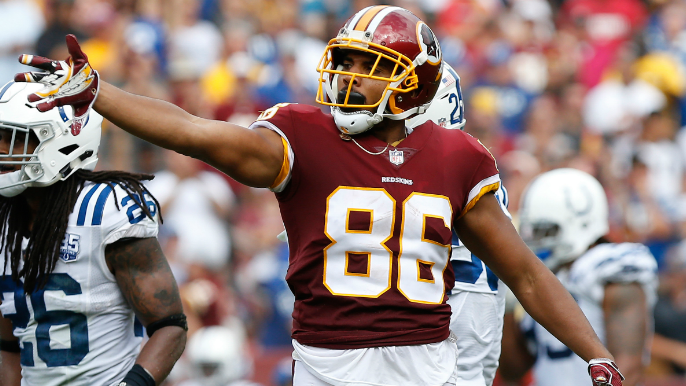 49ers sign Jordan Reed to incentive-laden deal [report]