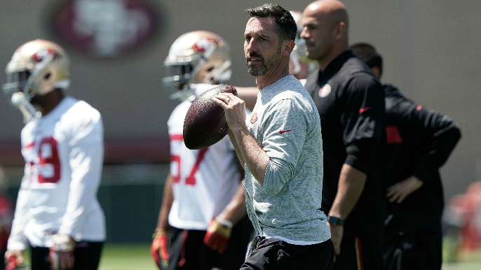 Lynch, Shanahan discuss Jordan Reed, other roster moves as training camp begins