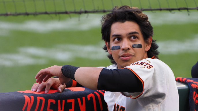 Why Giants think Mauricio Dubon had to 'reset mentally'