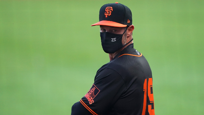 Which two Giants will get demoted with roster crunch coming?