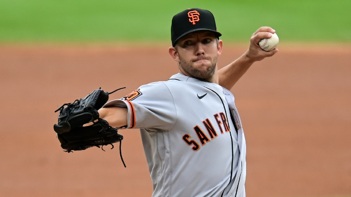 Why Giants pulling Tyler Anderson early 'really wasn't a decision'