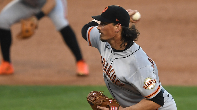 Dodgers have a great time against Samardzija in another Giants loss