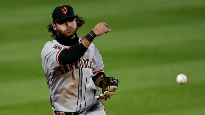Brandon Crawford sits again as Giants weigh their best lineups
