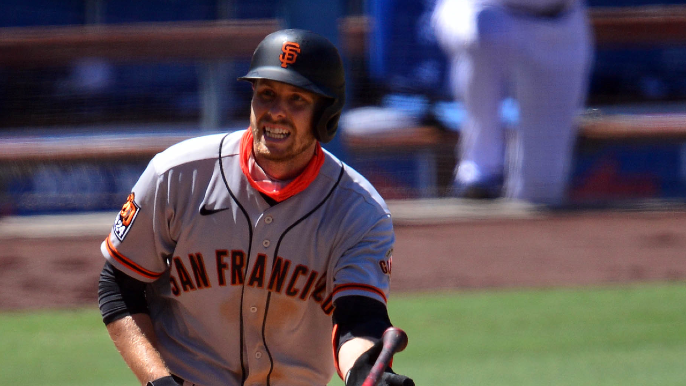Another Giants game unravels late in hard-to-swallow loss to Dodgers