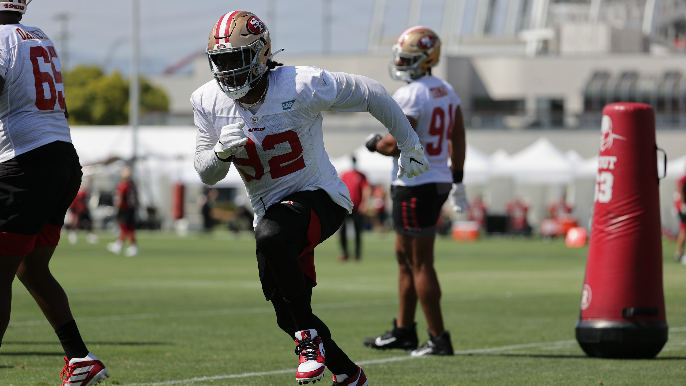 49ers roster prediction: Who's in after first block of practices end?
