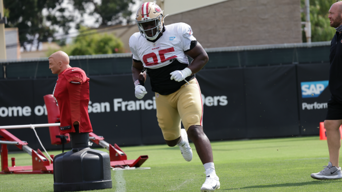 49ers Notebook: Armstead easing back, things looking easy for Street as air quality forces maneuvering