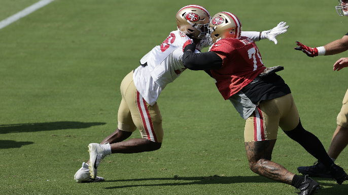 49ers Mailbag: Standouts, injury concerns and roster decisions as camp closes out