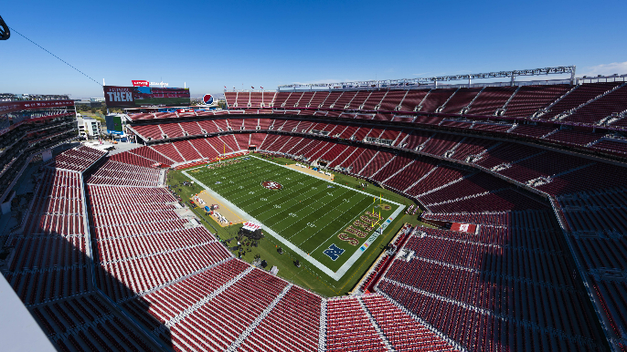 49ers looking at 2 out-of-state options for remaining home games [report]