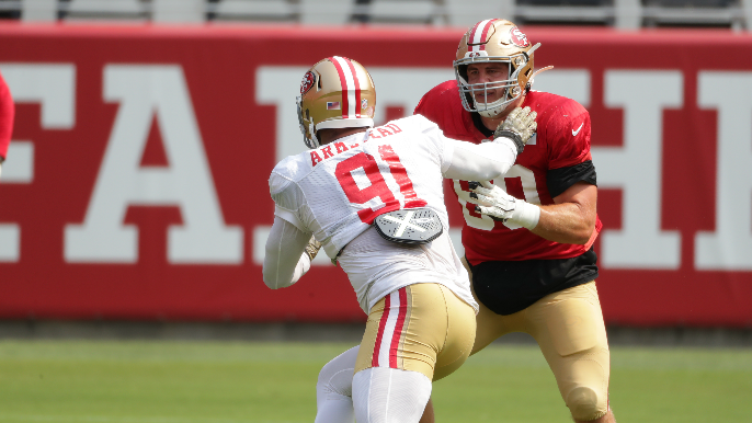 49ers Notebook: Injury updates on Greenlaw, Kittle, the two Williams and Arik Armstead's passion for education