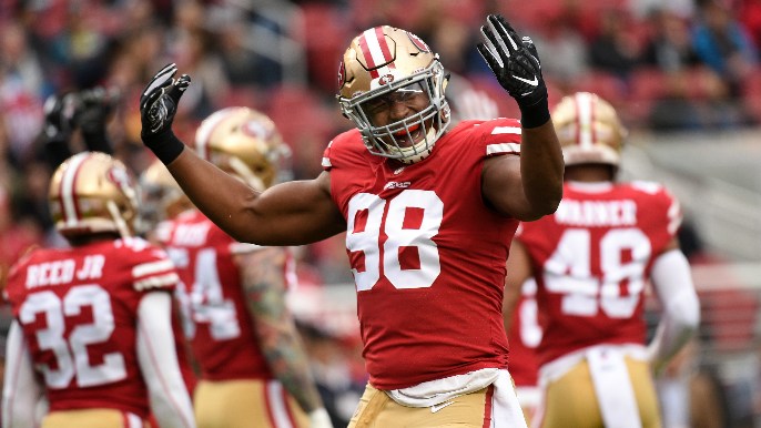 John Lynch hints at what extra Dee Ford money could be used for, why Ronald Blair remained on PUP