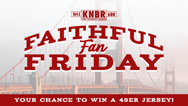 Tune in to win on Faithful Fan Friday