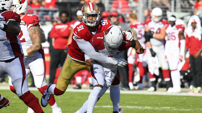 Seven things to look for in 49ers' opener against Cardinals
