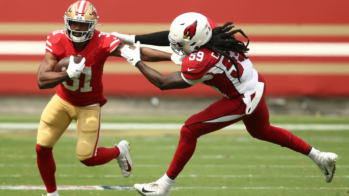 49ers left scratching heads after sloppy, season-opening loss to Cardinals