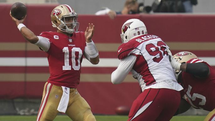 Steve Young identifies issue with Garoppolo that he also struggled with as young quarterback