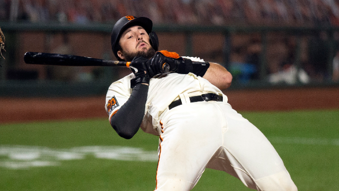 Giants are giving Joey Bart a 'mental refresh'