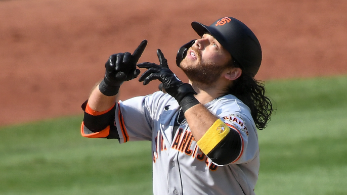 The Giants are where no one expected them to be: It's an 'even year'