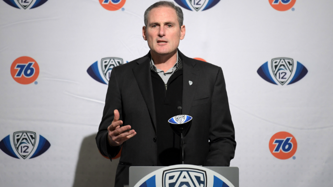 Pac-12 will part ways with Larry Scott, begin search for new commissioner [report]