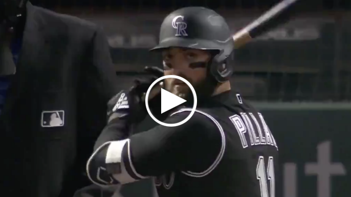Kevin Pillar hits solo shot off Johnny Cueto in return to Oracle Park