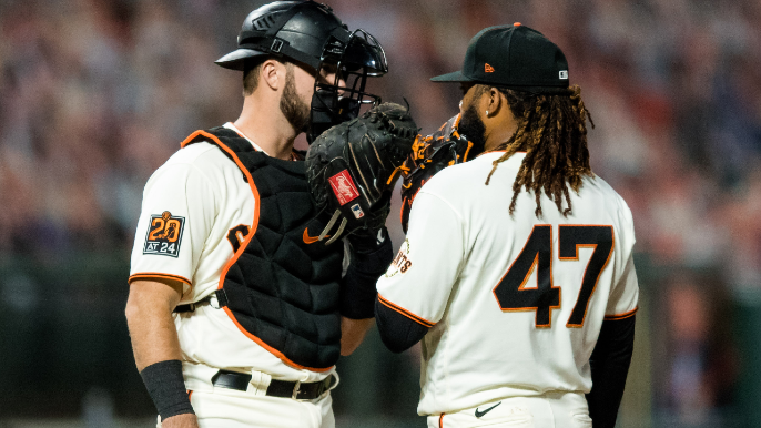 Giants' home sprint toward playoffs begins with disappointment