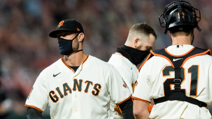 The Giants are entering the bubble