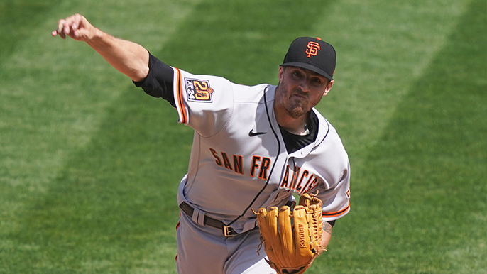 Laying out Giants' likely rotation and what it could look like in playoffs