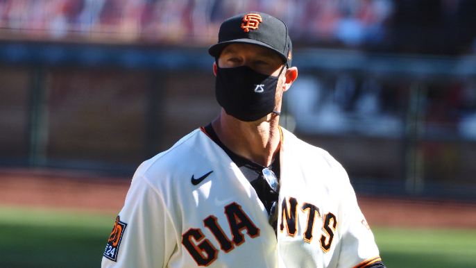 SF Giants playoff picture: How they stack up entering season's last weekend