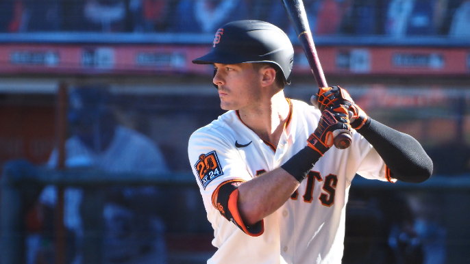 Mike Yastrzemski is back
