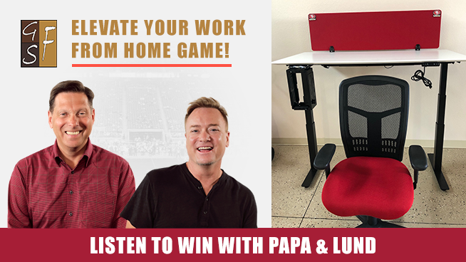 Listen to Papa & Lund for the Faithful Home Office giveaway