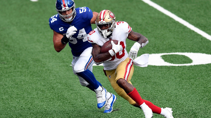 49ers Stock Report: Jeff Wilson Jr.'s staggering touchdown efficiency continues to carve out own echelon