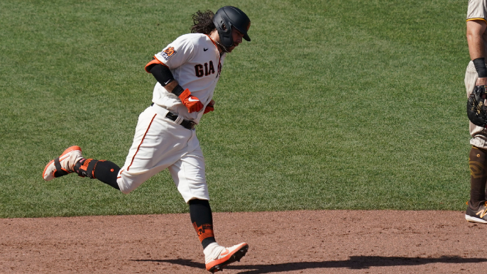 How the Giants started hitting again