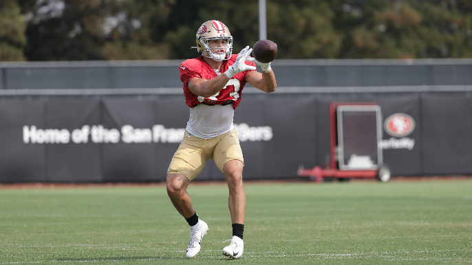 Former 49ers tight end suspended for entire 2021 season [report]