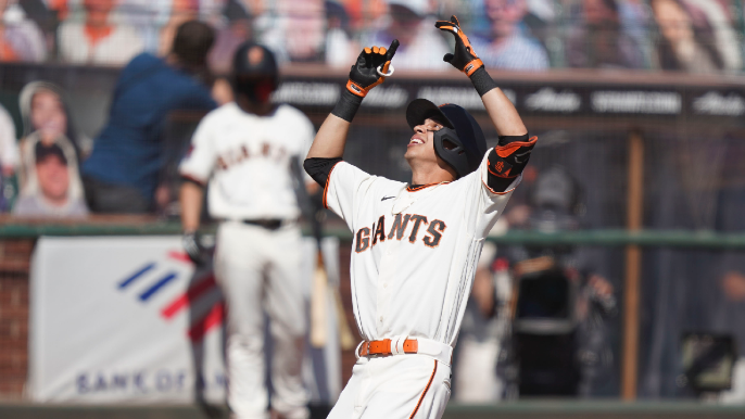 How Giants want a stronger Mauricio Dubon to take the leap
