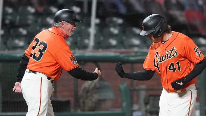 SF Giants: Ron Wotus returning to Kapler's staff for year 34