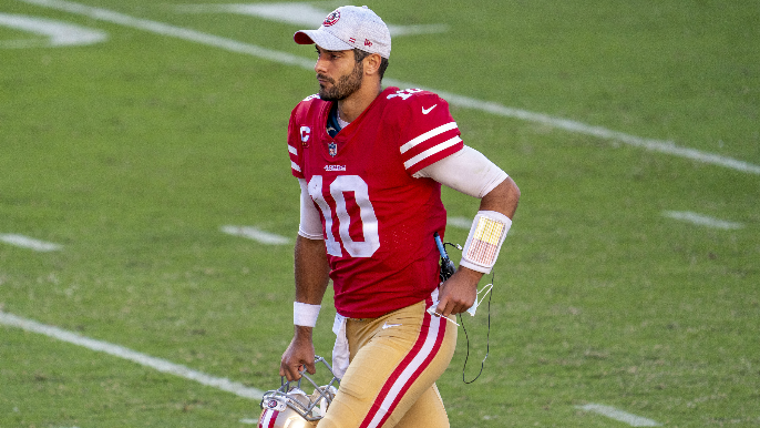 Murph: I understand the Jimmy G frustration, here's why I'm not there yet