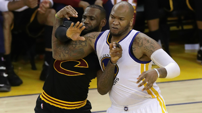 Marreese Speights rips idea that LeBron is better than Jordan