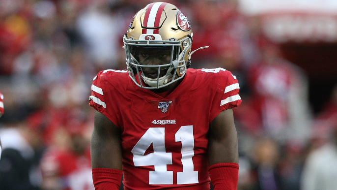 49ers set to return one corner, must wait on another