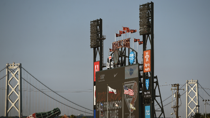 Giants release statement announcing layoffs to 10 percent of full-time staff