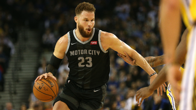 Simmons, Lowe discuss hypothetical Warriors trade for Blake Griffin