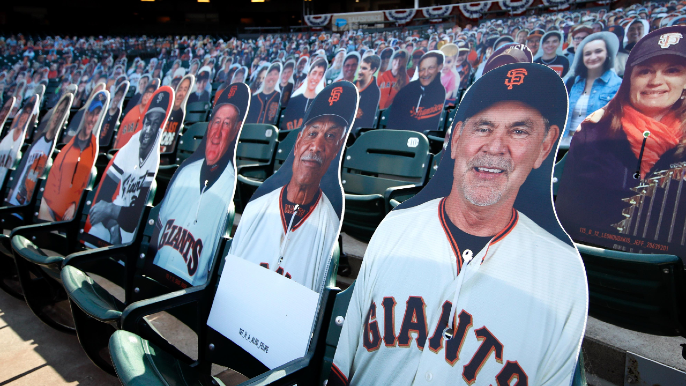 It's trending right way for Giants fans to return to Oracle Park
