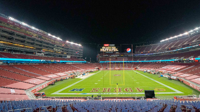 Al Guido: 49ers' next steps toward allowing fans into Levi's Stadium