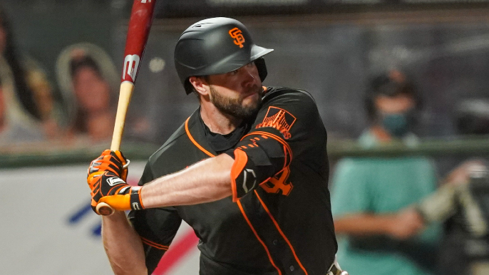 Giants have turned into destination, with Darin Ruf latest proof