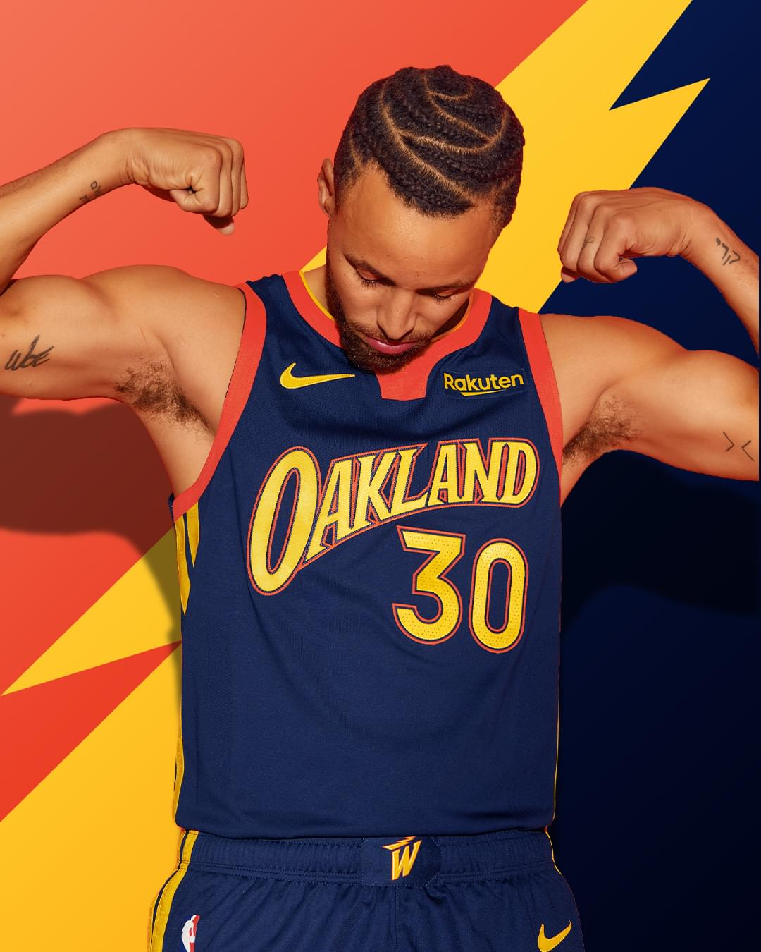 Warriors unveil new 'City Edition' jerseys as tribute to Oakland | KNBR-AF